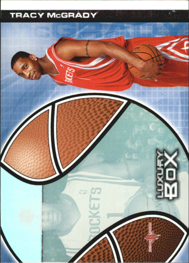 2004-05 Topps Luxury Box Pre-Production #PP5 Tracy McGrady