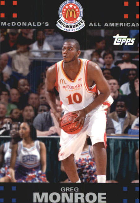 2008 Topps McDonald's All-American #EW Elliot Williams