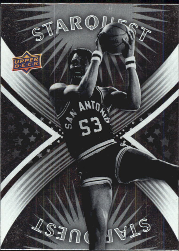2008-09 Upper Deck Starquest #SQ14 Artis Gilmore