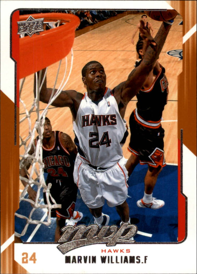 2008-09 Upper Deck MVP #2 Marvin Williams