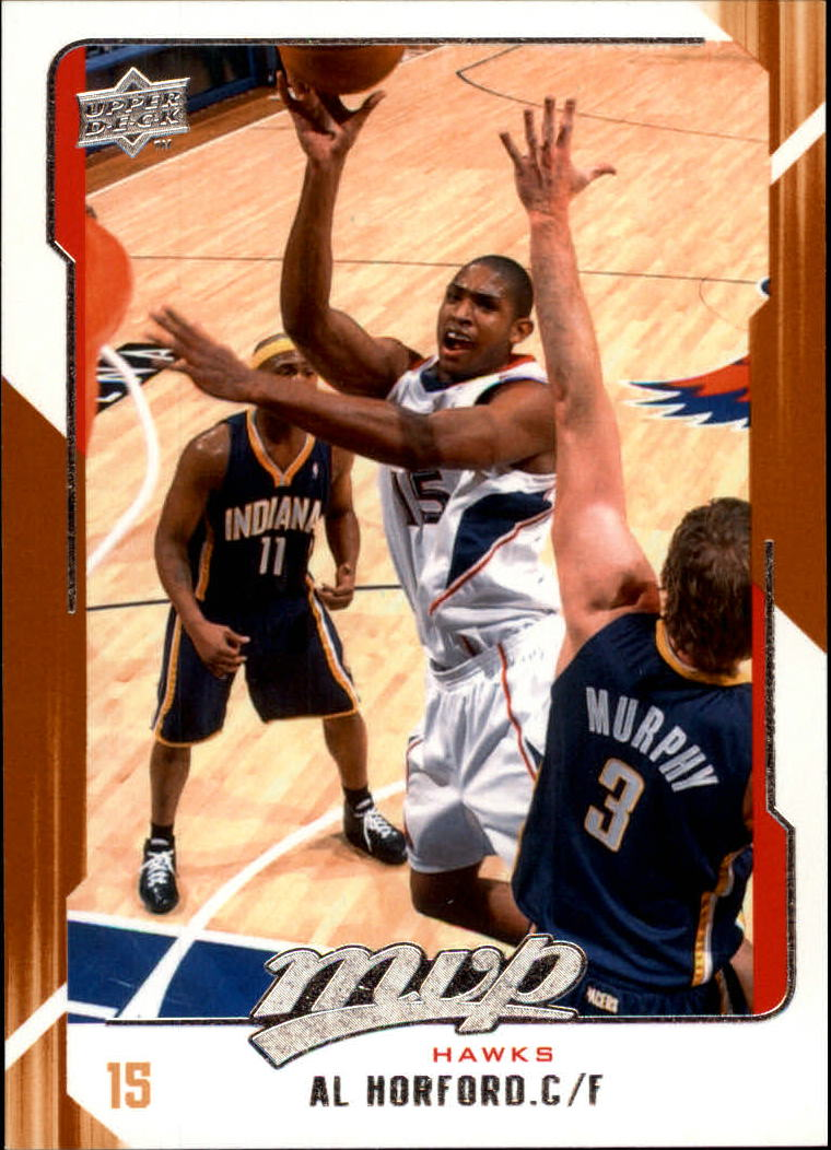 2008-09 Upper Deck MVP #4 Al Horford
