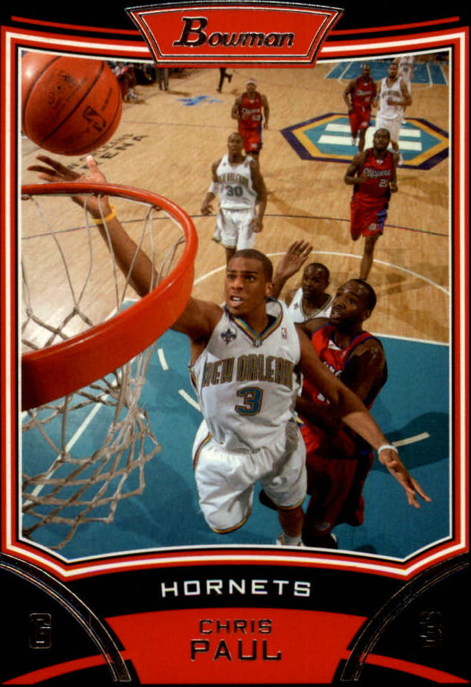 2008-09 Bowman #23 Chris Paul