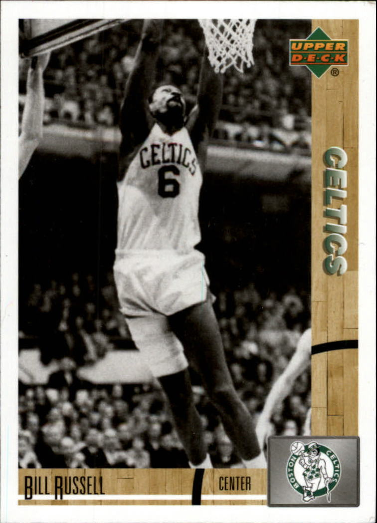 2008-09 Upper Deck Lineage #1 Bill Russell