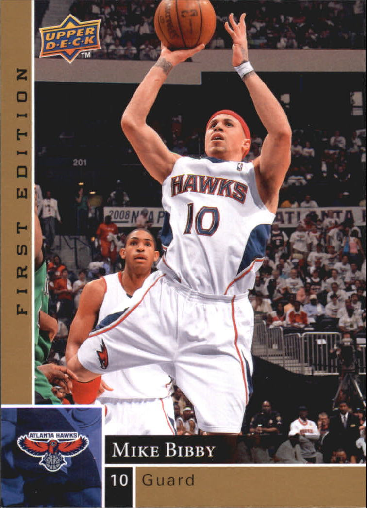 2009-10 Upper Deck First Edition Gold #3 Mike Bibby