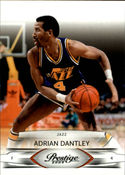 2009-10 Prestige #120 Adrian Dantley