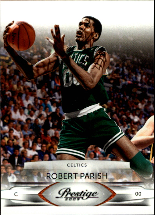 2009-10 Prestige #140 Robert Parish