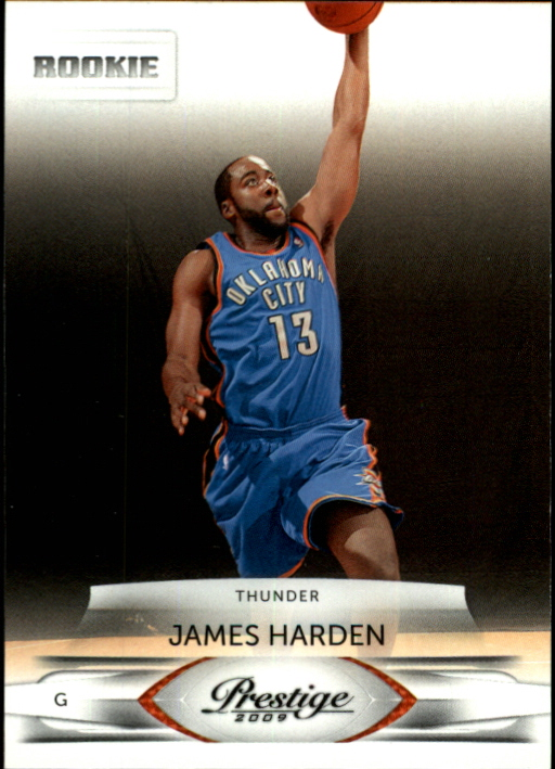 2009-10 Prestige #153 James Harden RC
