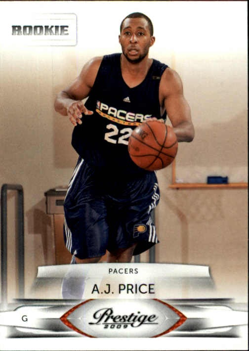 2009-10 Prestige #246 A.J. Price RC