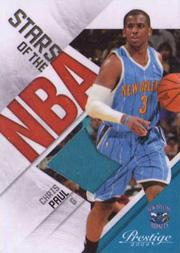 2009-10 Prestige Stars of the NBA Materials #6 Chris Paul/250