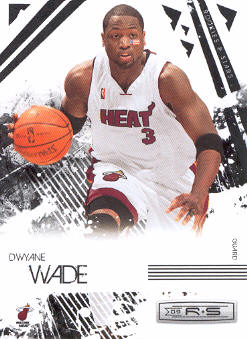 2009-10 Rookies and Stars #47 Dwyane Wade