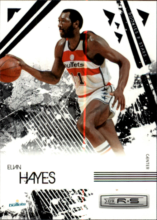 2009-10 Rookies and Stars #102 Elvin Hayes