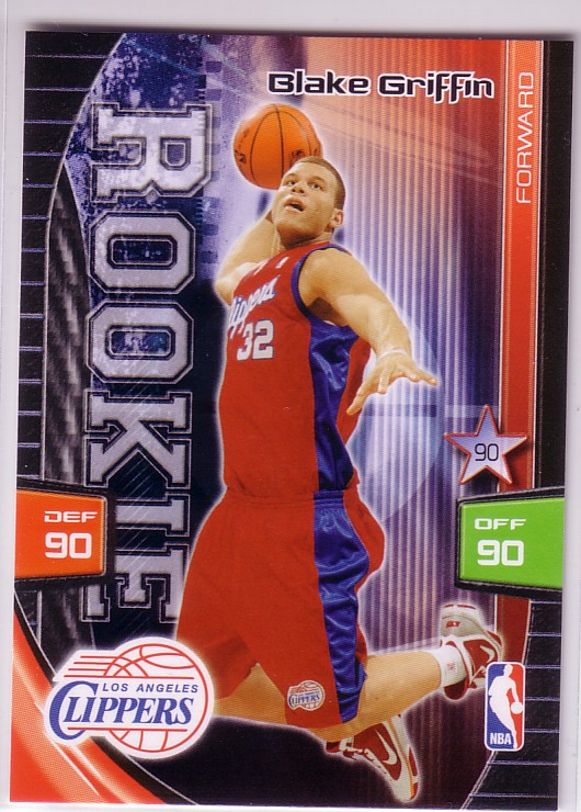 2009-10 Adrenalyn XL #115 Blake Griffin RC