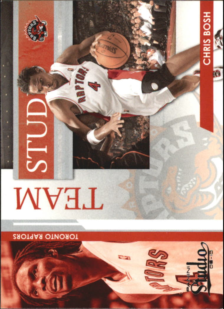 2009-10 Studio Team Studio #11 Chris Bosh/Andrea Bargnani