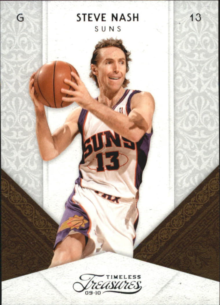 2009-10 Timeless Treasures #17 Steve Nash