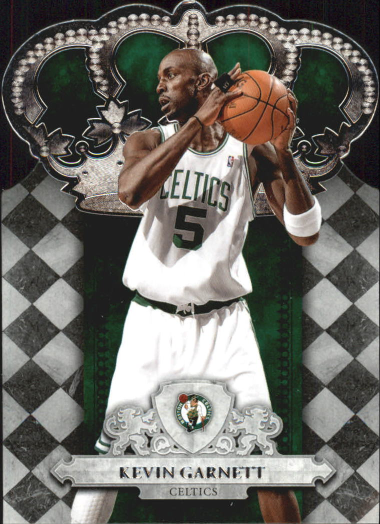 2009-10 Crown Royale #1 Kevin Garnett