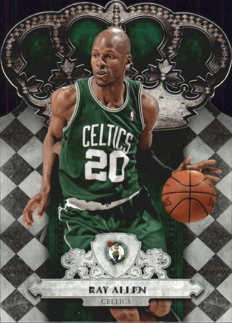 2009-10 Crown Royale #4 Ray Allen