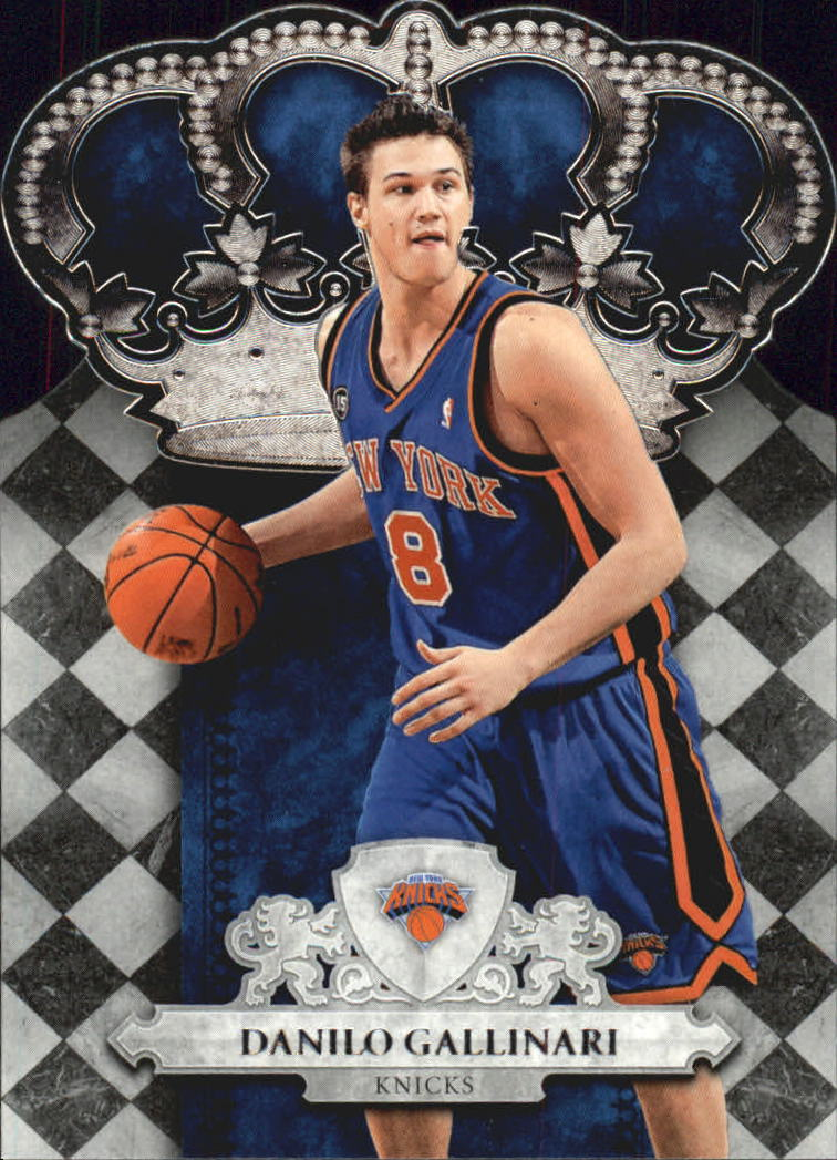2009-10 Crown Royale #9 Danilo Gallinari