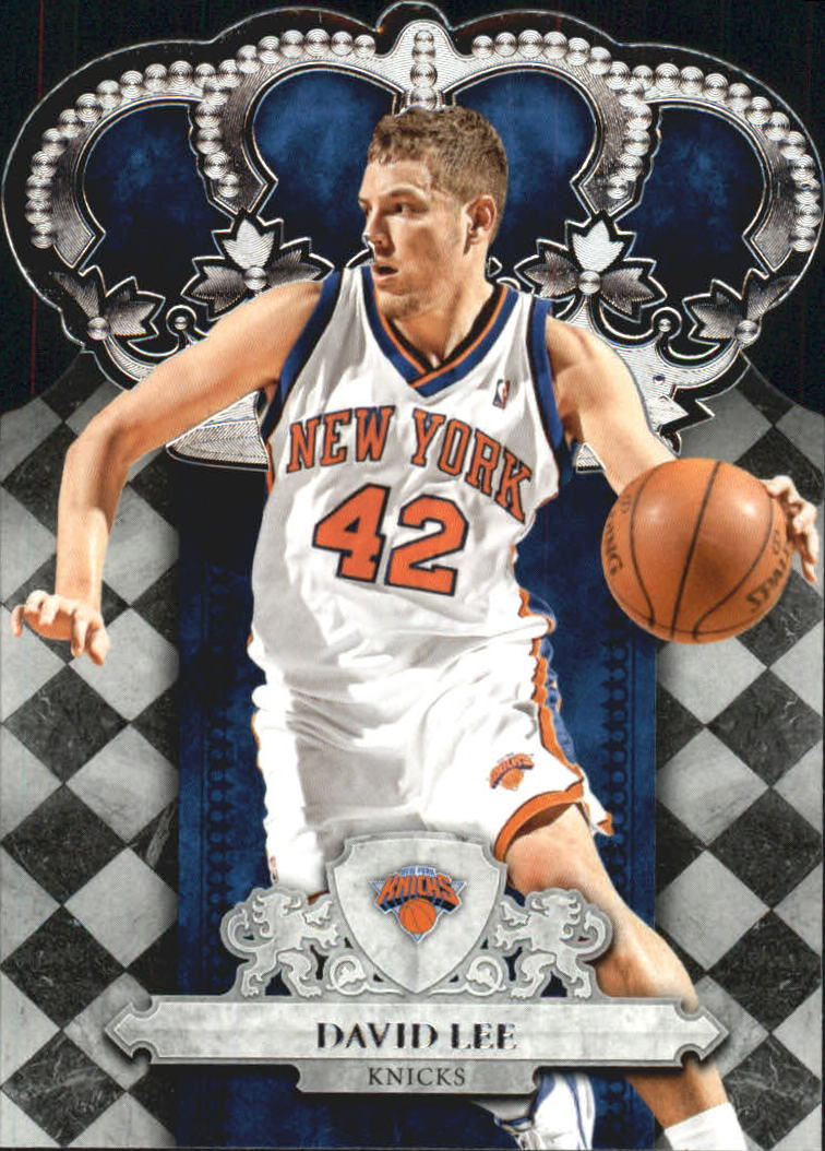 2009-10 Crown Royale #10 David Lee