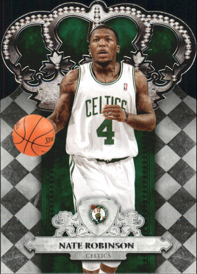2009-10 Crown Royale #11 Nate Robinson