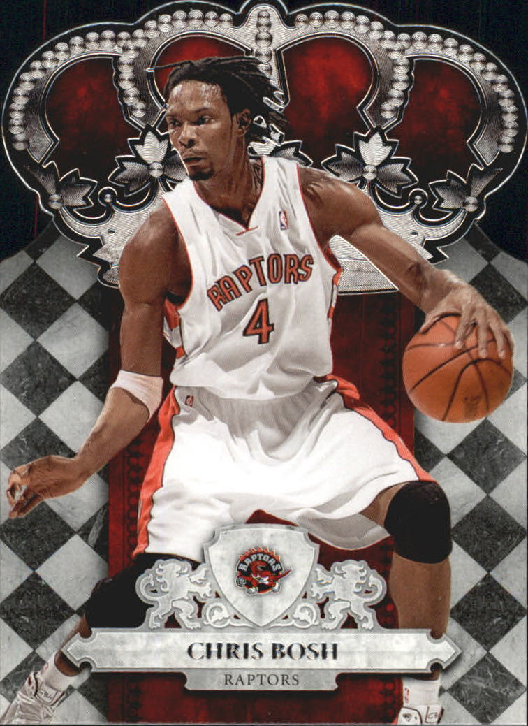 2009-10 Crown Royale #17 Chris Bosh