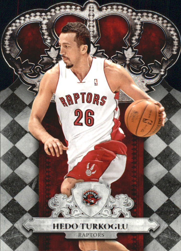 2009-10 Crown Royale #18 Hedo Turkoglu