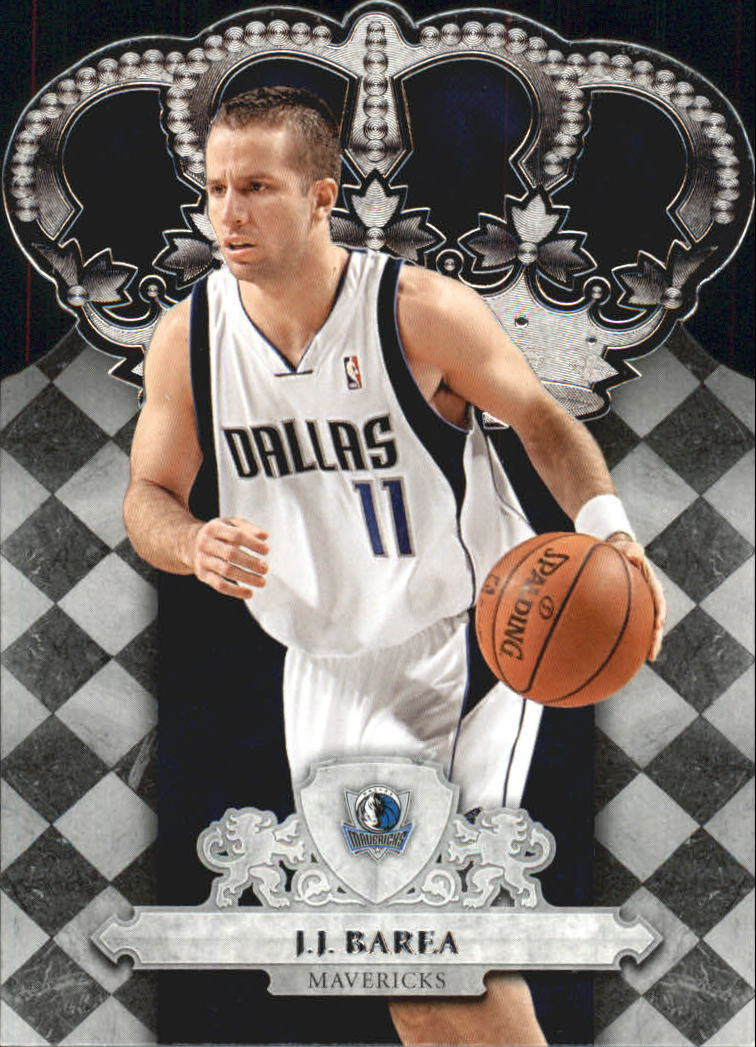 2009-10 Crown Royale #20 J.J. Barea