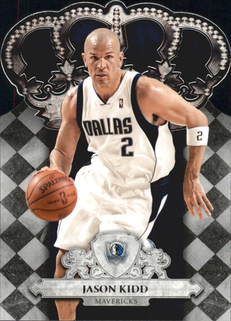 2009-10 Crown Royale #21 Jason Kidd