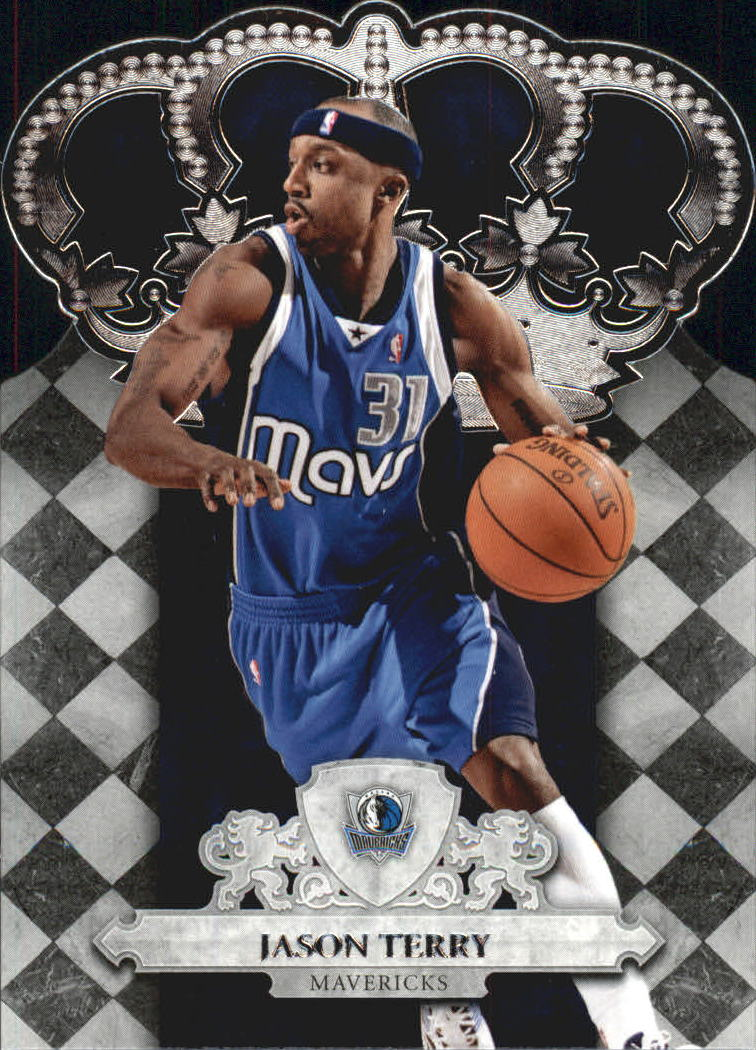 2009-10 Crown Royale #22 Jason Terry