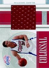 2009-10 Playoff National Treasures Colossal Materials #2 Blake Griffin/25