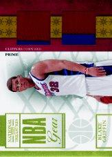2009-10 Playoff National Treasures NBA Gear Dual Prime #3 Blake Griffin/49