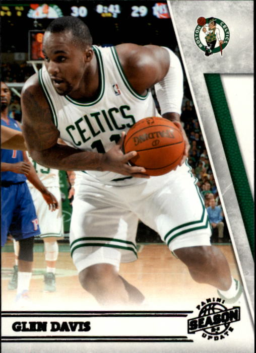 2010-11 Panini Season Update #1 Glen Davis