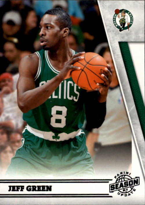 2010-11 Panini Season Update #2 Jeff Green