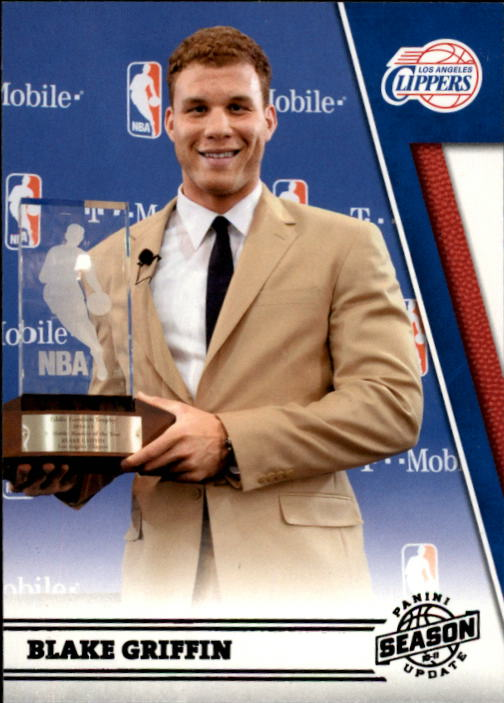 2010-11 Panini Season Update #197 Blake Griffin