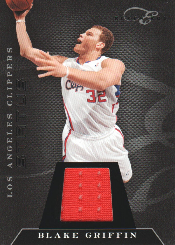 2010-11 Elite Black Box Materials #12 Blake Griffin/99