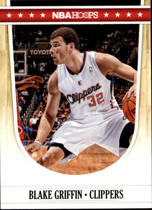 2011-12 Hoops #90 Blake Griffin