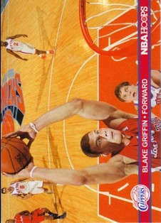 2011-12 Hoops Action Photos #21 Blake Griffin