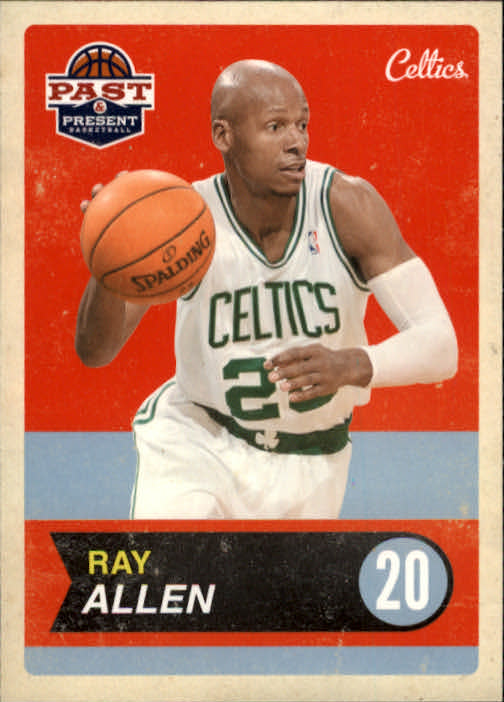 2011-12 Panini Past and Present #2 Ray Allen