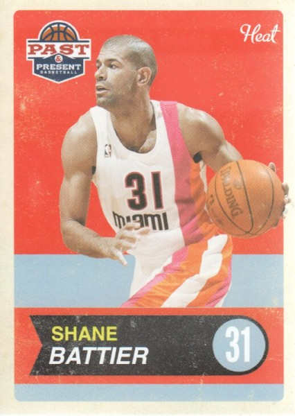 2011-12 Panini Past and Present #5 Shane Battier