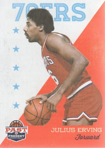 2011-12 Panini Past and Present #78 Julius Erving