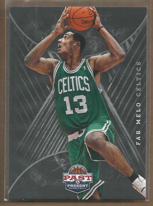 2011-12 Panini Past and Present 2012 Draft Pick Redemptions #22 Fab Melo