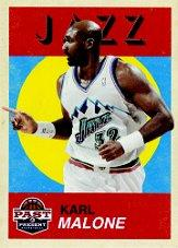 2011-12 Panini Past and Present Variations #31 Karl Malone