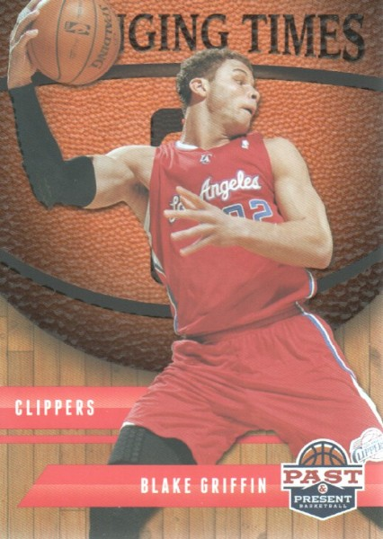 2011-12 Panini Past and Present Changing Times #22 Blake Griffin