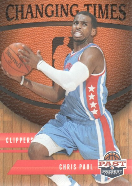 2011-12 Panini Past and Present Changing Times #24 Chris Paul