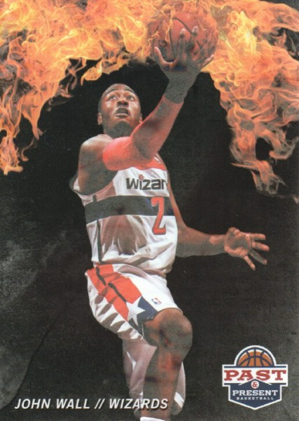 2011-12 Panini Past and Present Fireworks #14 John Wall