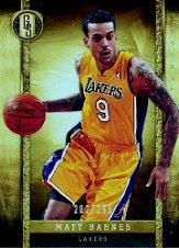 2011-12 Panini Gold Standard #42 Matt Barnes