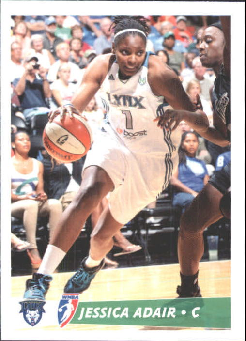 2012 WNBA #42 Jessica Adair RC