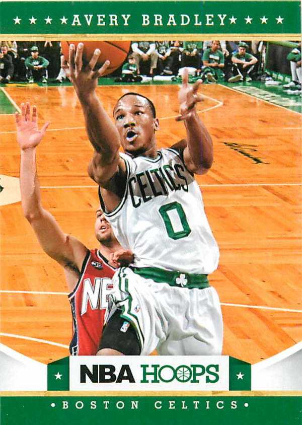 2012-13 Hoops #1 Avery Bradley