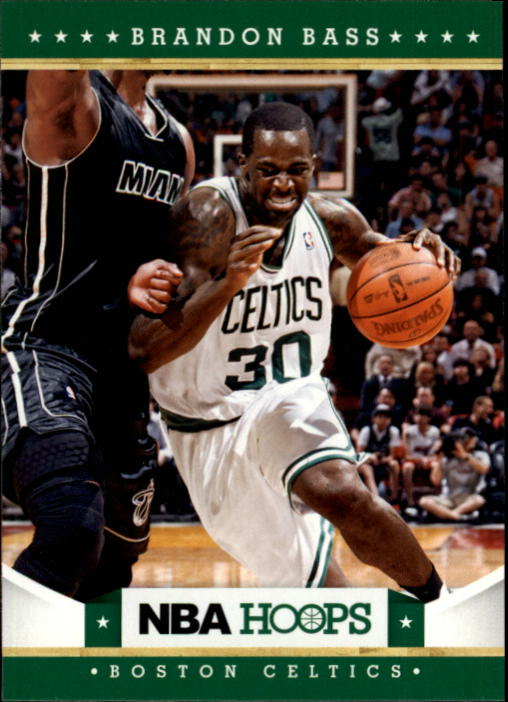 2012-13 Hoops #2 Brandon Bass
