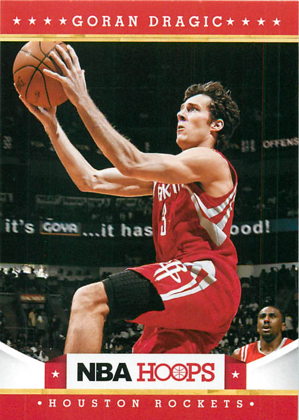 2012-13 Hoops #50 Goran Dragic