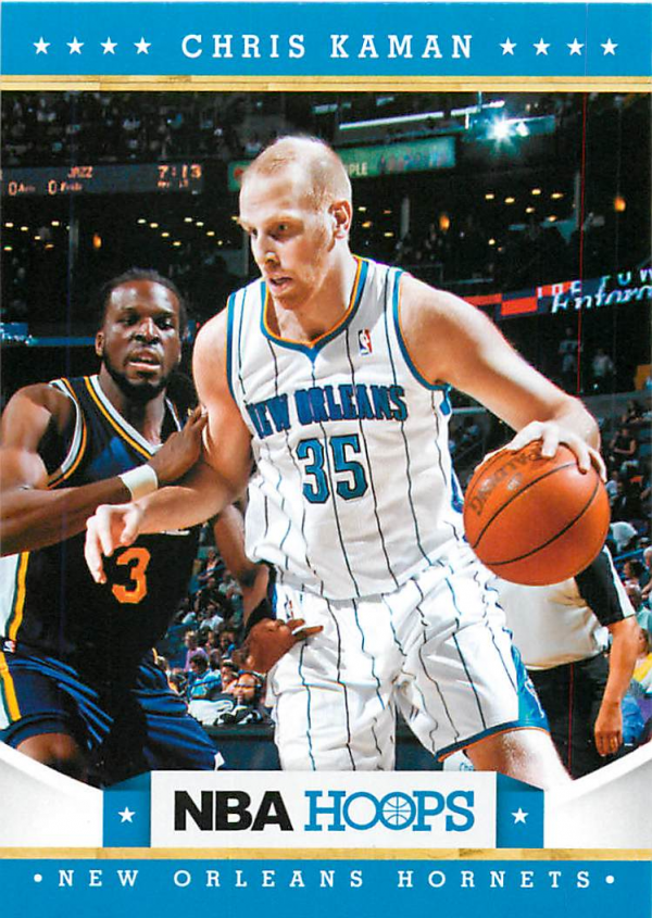 2012-13 Hoops #62 Chris Kaman